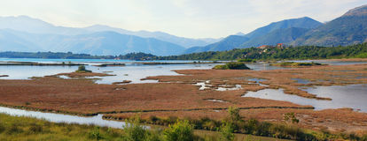 Botanical and animal reserve Solila. Tivat, Montenegro Stock Images