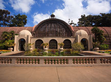 Botanical Building in Balboa Park in San Diego Royalty Free Stock Photo