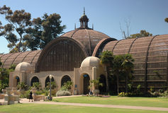 Botanical Building, Balboa Park, San Diego Royalty Free Stock Photos