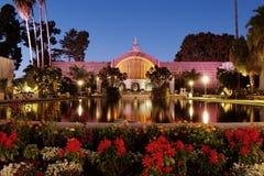 Botanical building Royalty Free Stock Photo