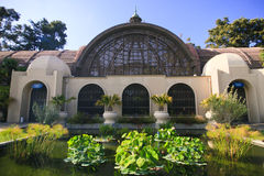 Botanical Building in San Diego Stock Photo