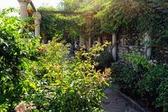 Botanical Garden in Balchik, Bulgaria Stock Image