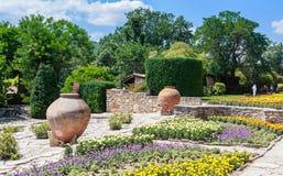 Botanical Garden in Balchik. Bulgaria Stock Image
