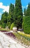 Botanical Garden in Balchik. Bulgaria Stock Images