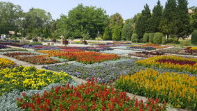 Botanical Garden in Bulgaria Stock Photo