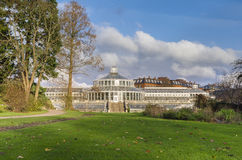 Botanical Garden in Copenhagen Royalty Free Stock Photography