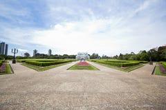Botanical garden. The Botanical Garden of Curitiba, Brazil Stock Image