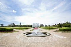 Botanical garden. The Botanical Garden of Curitiba, Brazil royalty free stock photos