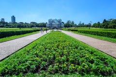 Botanical garden, Curitiba, Brazil Stock Images