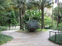 botanical-garden-entrance Stock Photos