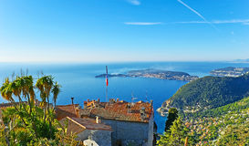 The Botanical Garden of Eze Royalty Free Stock Photography