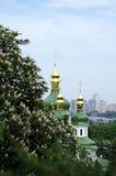 botanical garden in Kyiv Royalty Free Stock Photos