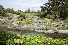 Botanical Garden - Montreal - Canada Royalty Free Stock Image