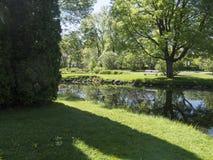 Botanical garden Stock Image