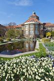 Botanical garden Munich Royalty Free Stock Photos