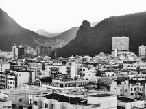 Architecture of Rio de Janeiro , Brazil Royalty Free Stock Images