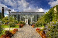 Botanical garden in Sanssouci Park, Potsdam Royalty Free Stock Images