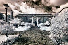 Botanical garden in Sanssouci Park, Potsdam, Royalty Free Stock Images