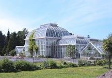 Botanical Garden of the University of Helsinki Royalty Free Stock Photo