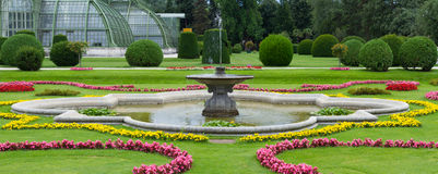 Botanical Garden of Vienna Royalty Free Stock Image