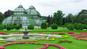 Botanical Garden of Vienna Stock Photo