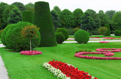 Botanical Garden of Vienna Royalty Free Stock Photo