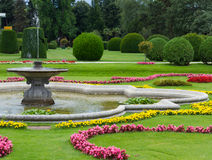 Botanical Garden of Vienna Royalty Free Stock Photography