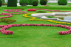 Botanical Garden of Vienna Royalty Free Stock Photos