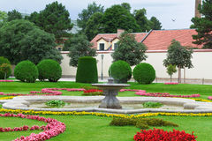 Botanical Garden of Vienna Royalty Free Stock Images