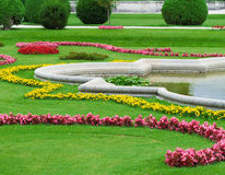 Botanical Garden of Vienna Stock Photography