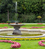 Botanical Garden of Vienna Stock Image