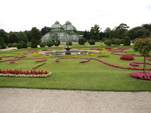 Botanical Garden of Vienna Stock Photo