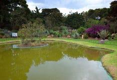 Botanical Gardens, Bogota Stock Images
