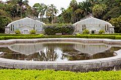 Botanical Gardens Sao Paulo Stock Image