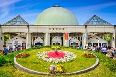 Botanical Gardens of Tennoji Royalty Free Stock Photo