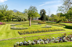 Botanical Gardens of Villa Taranto, Verbania, Italy. Stock Photo