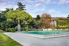 Botanical Gardens, Yalta Stock Images