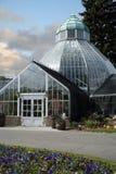 Botanical Greenhouse. Botanical Conservatory Greenhouse in a Community Park. Located in Tacoma Washington Royalty Free Stock Photos