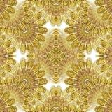 Botaniczny abstrakt Fotografia Stock