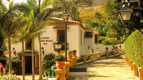 botaniczny ogród DEL INKA Obraz Royalty Free