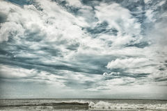Botaniki zatoki plaża Obrazy Stock