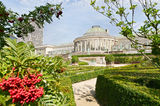 Botanique Garden in Brussels Royalty Free Stock Photo