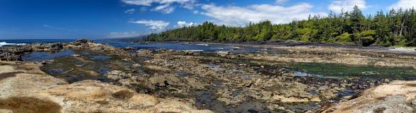 Botanisch strand royalty-vrije stock fotografie