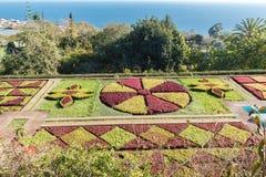 Botanische Tuin Royalty-vrije Stock Afbeeldingen