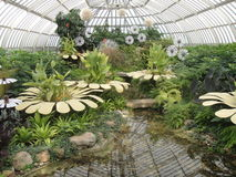 Botanische Tuin in Pittsburgh Stock Foto