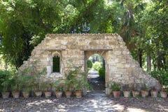 Botanische Tuin van Palermo Stock Afbeeldingen