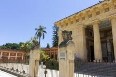 Botanische Tuin van Palermo Royalty-vrije Stock Foto