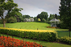 Botanischer Garten stockfotos