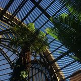 Botanischer Garten lizenzfreie stockfotos