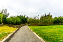 Botanischer Garten 8 Chinas Shanghai stockfoto